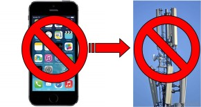 pas de smartphone